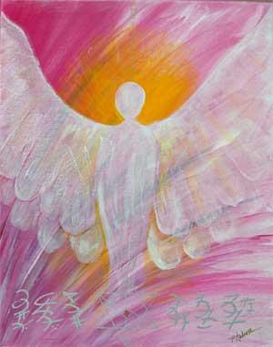 custom curative art with fairy energy   Tammy Andersen